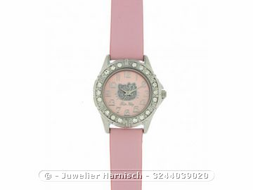 Hello Kitty Uhr 4403902 rosa -